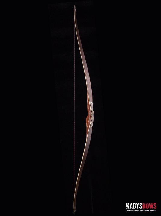 Современный традиционный длинный лук Aspid - 1 - traditional longbow KadysBows