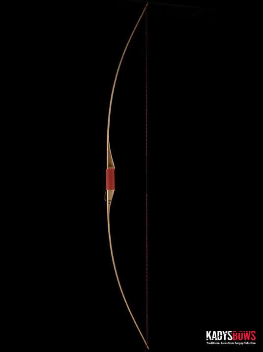 traditional longbow традиционный длинный лук