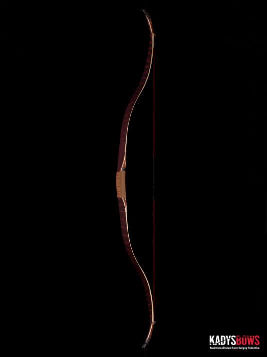 купить рекурсивный лук Recurve bow turkish snakeskin kadysbows